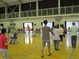 盆踊りの合同練習